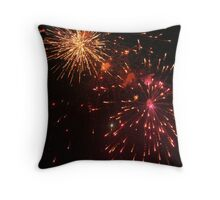 Boom*Pow Throw Pillow