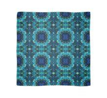 Decorative Textiles -Blue Orb expansion Scarf