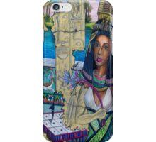 The Reemergence of Queen Tiye iPhone Case/Skin