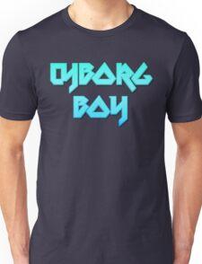 CYBORG BOY by Chillee Wilson Unisex T-Shirt