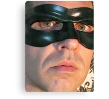 super hero 2 Canvas Print