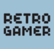Retro Gamer by Chillee Wilson One Piece - Short Sleeve