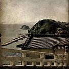 Wakayama Seaport by Ellen Cotton