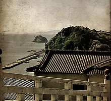 Wakayama Seaport by Ellen Cotton