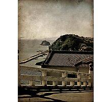 Wakayama Seaport Photographic Print