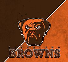 Cleveland Browns  by mandanda4ever