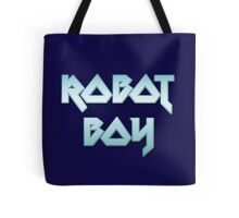 ROBOT BOY by Chillee Wilson Tote Bag