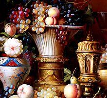 Grapes by loiteke