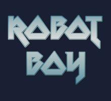 ROBOT BOY by Chillee Wilson One Piece - Short Sleeve