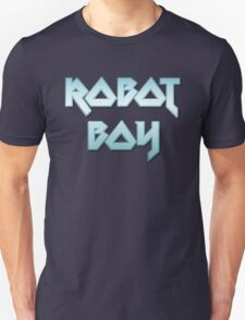ROBOT BOY by Chillee Wilson Unisex T-Shirt