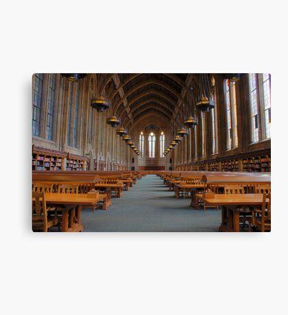 Suzzallo Library (University of Washington) Canvas Print