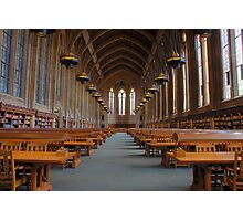 Suzzallo Library (University of Washington) Photographic Print