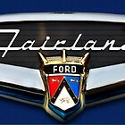 Ford Fairlane by Kurt Golgart