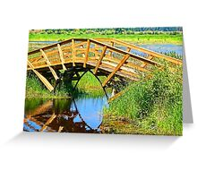 """Simply... Bridge"" Greeting Card"