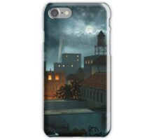 Zone Industrielle - Night iPhone Case/Skin