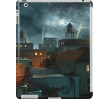 Zone Industrielle - Night iPad Case/Skin