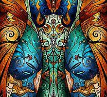 Fathoms Below by Mandie Manzano