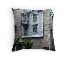 The Tin House Throw Pillow