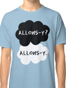 allons-y? allons-y. Classic T-Shirt