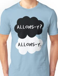 allons-y? allons-y. Unisex T-Shirt
