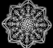 Lavender Revisited - Mandala Design by zentaurius