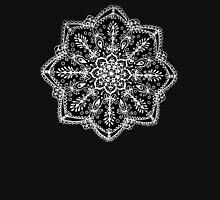 Lavender Revisited - Mandala Design T-Shirt
