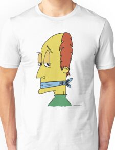 censorship Unisex T-Shirt