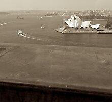 Opera House View, Sydney by iami