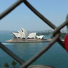 The love of Sydney, its Opera House by iami