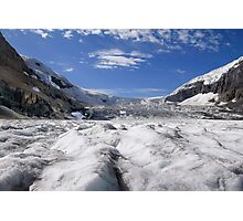 Athabasca Glacier Photographic Print