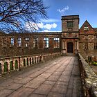 Rufford Abbey Approach by Ray Clarke