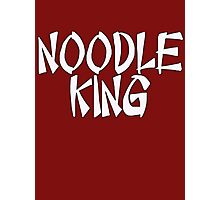 Noodle King by Chillee Wilson Photographic Print