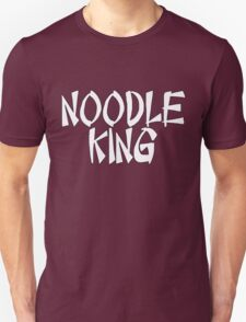 Noodle King by Chillee Wilson Unisex T-Shirt