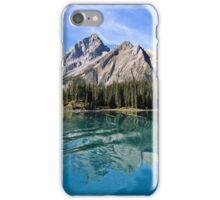 Broken Reflection on Maligne Lake iPhone Case/Skin