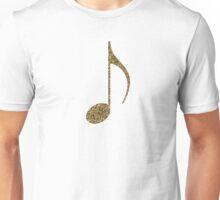 Glitter Eighth Unisex T-Shirt