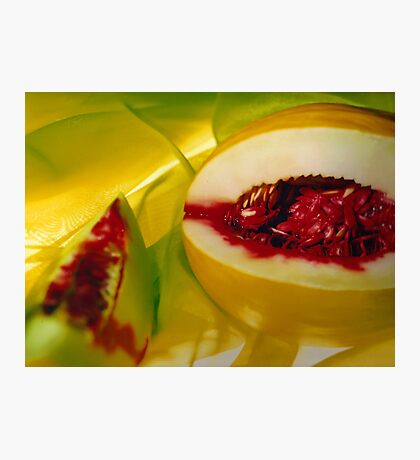 Blood Melon Photographic Print