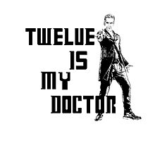 Twelve is my doctor  Photographic Print