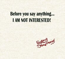 before you say anything.... Hoodie