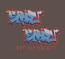 Graffit Tees 2... SAME SAME... Kids Clothes