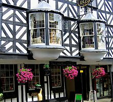 Ludlow, Shropshire, England by hjaynefoster