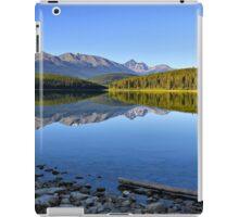 Patricia Lake, Jasper National Park iPad Case/Skin