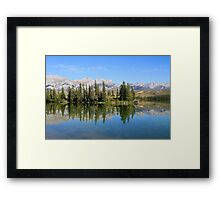 Talbot Lake,  Jasper National Park Framed Print