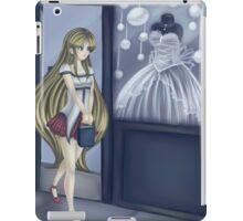 Window Shopping  iPad Case/Skin