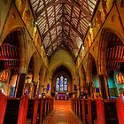 St Francis Xavier Cathedral Adelaide by Andrew Dickman
