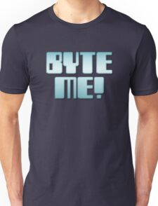 BYTE ME! by Chillee Wilson Unisex T-Shirt