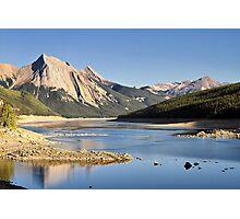 Medicine Lake  Photographic Print