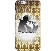 #SherlockLives iPhone Case/Skin