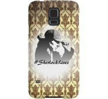 #SherlockLives Samsung Galaxy Case/Skin