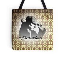 #SherlockLives Tote Bag