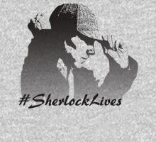 #SherlockLives Kids Tee